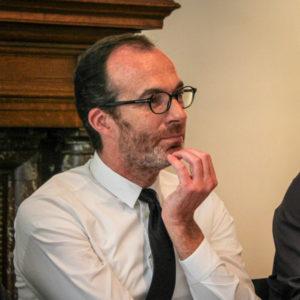 Frédéric Delcor, Secrétaire général de la Fédération Wallonie-Bruxelles