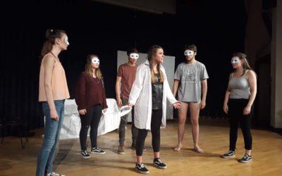 Le spectacle Balthasar à Namur le 11 mai 2018