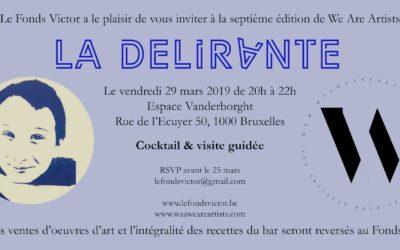 La Délirante 29 mars 2019