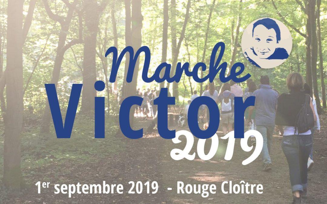 Marche Victor 1 septembre 2019