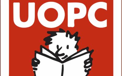 Dons de livres en partenariat avec la librairie UOPC mi-novembre 2019